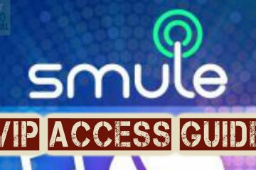 Smule free vip